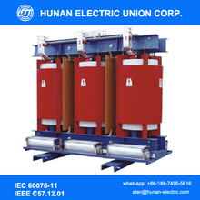 6kV/10kV/11kV/20kV/35kV Cast Resin Dry Type Transformer/ Cast coil Transformer