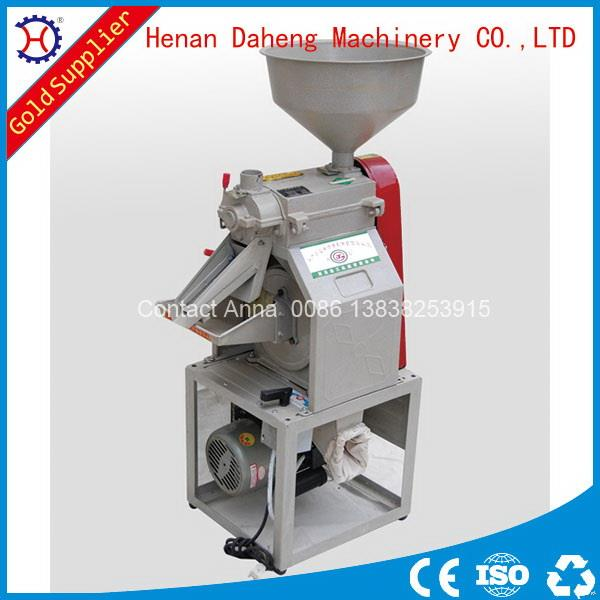Competitive price discount household mini rice mill