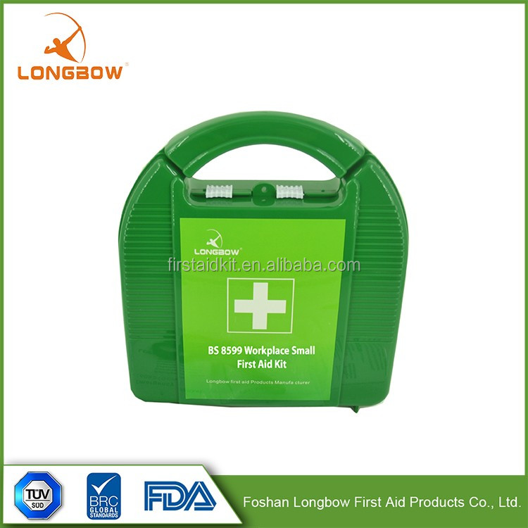 Wholesale Low Price High Quality Box First Aid Kit For Family
