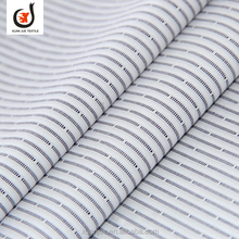Keqiao textiles cotton stripe shirt fabric 1009