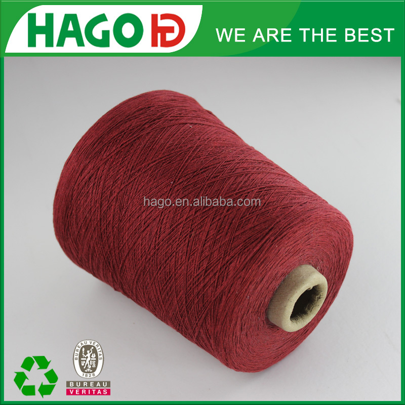 oe regenerated cotton red heart yarn wholesale