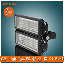 12000Lm Warehouse Lighting Two Modules 100W Photocell Floodlight