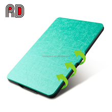 For Kindle 2016 Leather Flip Book Case, For Kindle Paperwhite leather case Cover