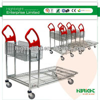 material handling warehouse carts
