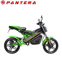 Africa Moped DC Brushless Motor Folding Electric Motorcycle