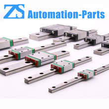 ZS Factory price High Precision 25mm round steel linear guide rail for sliding table