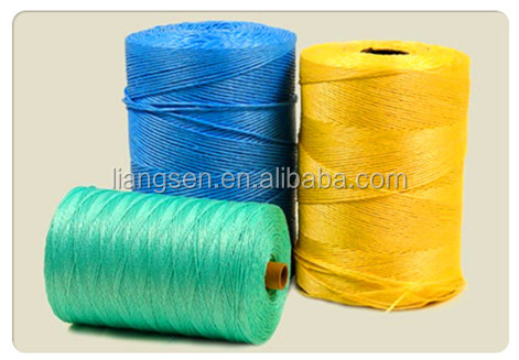 Hay Baling Twine in Different Colors with High Quality