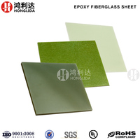Electrical insulation board of epoxy glass fiber cloth