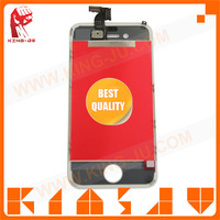 TM grass mirror LCD protector for iPhone4 touch screen 12 months warranty