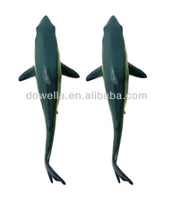 3D figure Plastic Ocean Animal /Shark gifures/Custom made PVC figure