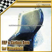 For Mitsubishi Evolution EVO 10 Carbon Fiber K-Style Air Intake Box
