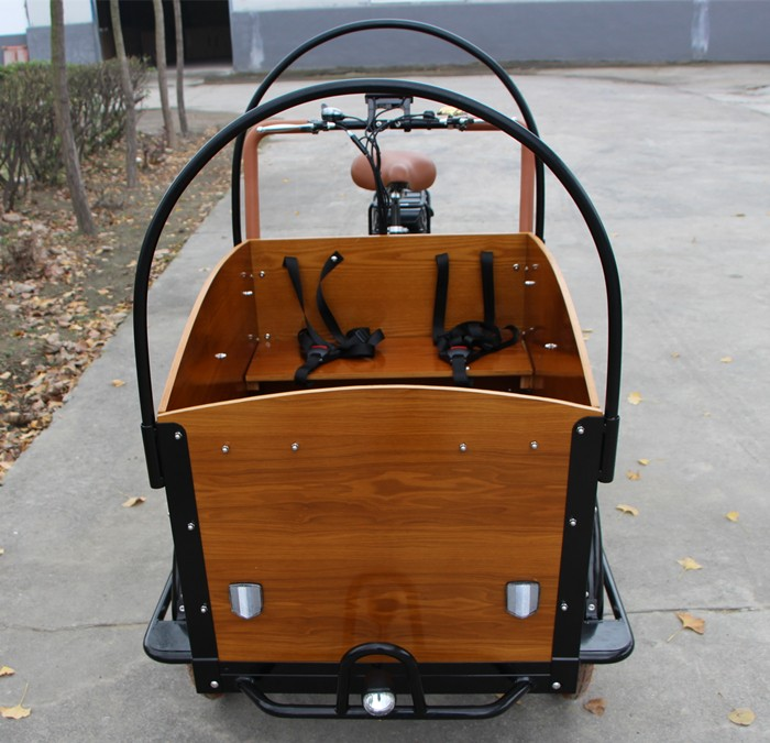 3 wheel electric cargo bicycle for sale