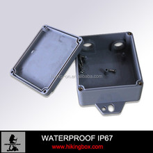 High Quality Custom ABS Plastic waterproof electronic enclosure/PCB Box HPE005