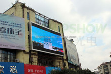 chipshow P13 outdoor full color human billboard advertising led display