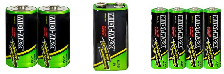 Lr03 Aaa Battery Alkaline For TV remote control 1.5V