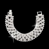 buy wholesale direct from china jewelry luxury crystal bracelet