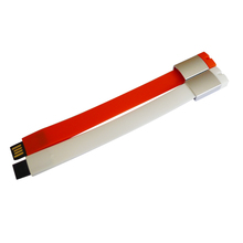 wrist band customized fancy pen drive