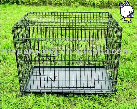dog kennel wire dog cages crate playpen enclosure