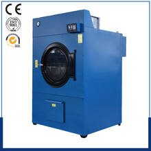 100kg tumble dryer industrial cloth dryer machine