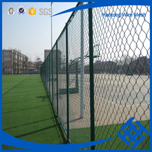 high tensile wire mesh paint chain link fence black