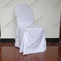 Plain Dyed Pattern and Plain Style stretch / Polyester chair cover YC-084