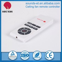 Control silicone remote key cover celling fan remote controller