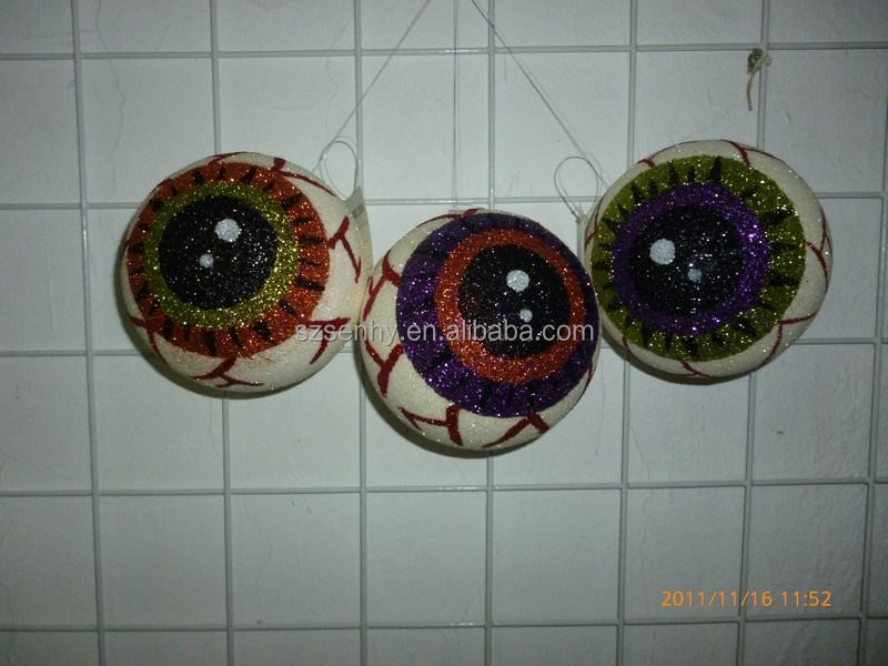 Fearful Artificial Eyes Halloween Cool Party Themes