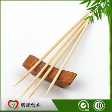 9cm knotted food decoration bamboo picks