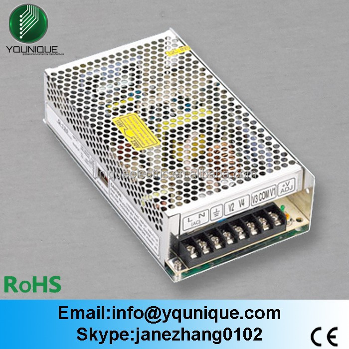 Two years warranty Q-120D 120W 12V dc power supply