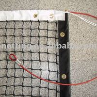 Professional PE Tennis Net Sports Net