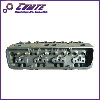 Aluminum 350 V8 Cylinder Head for Chevy 350