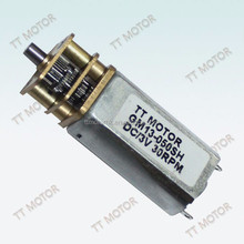 micro dc engine motor with gearbox