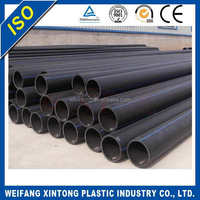 China factory price Supreme Quality scouring hdpe pipe