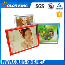 Heat Transfer Printing Jigsaw Photo Frame high quality sublimation jigsaw puzzle blank puzzle small jigsaw puzzles Plastic Frame