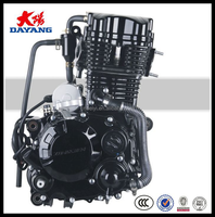 4 Stroke Water-Cooled Loncin 250cc Motorcycle Engine Assembly