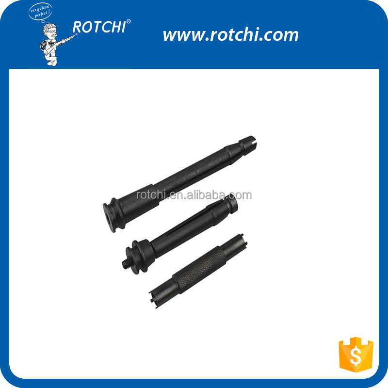 Black broken Shell Extractor Cartridge Removal Tool for different calibers,gun cleaning accessories