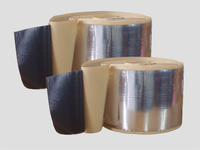 double sided adhesive tape for roof 5mm*15mm*15m, waterprooing construction products, rubber material tape for adhesive
