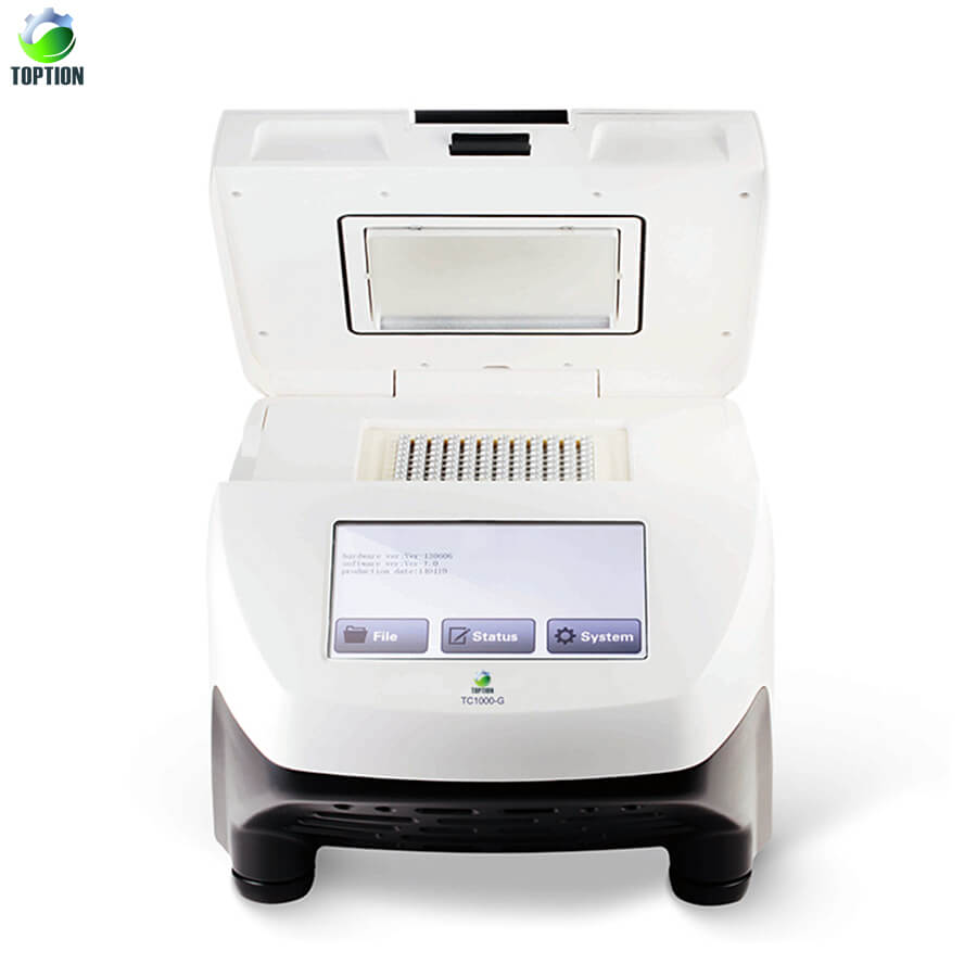 New Digital Thermal Cycler PCR Machine Biotechnolgy Cloning Instrument PCR Thermal Cycler