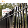 Alibaba Golden Supplier Aluminum Spear Top Fence