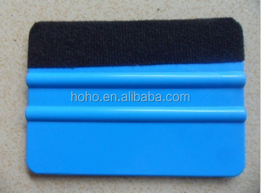 High Quality pp Car Wrapping Tools Vinyl Squeegee Tools For Car Window Tint scraper tools
