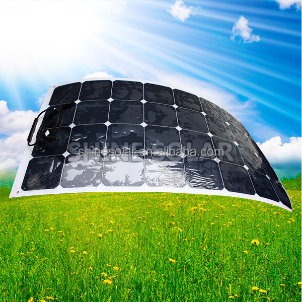 Shine solar panel for building and garden with full certifications, TUV,IEC,CE,SGS,ISO,CSA