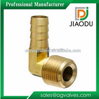 factory supplier forged 59 brass flange 90 degree elbow for pex al pex pipes