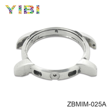 High requirements sand blasting watch cover in stainless steel