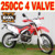 24HP 4 Valve New 250cc Motorcycle