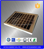 More than 10 years professional Solar Panel Manufacturer 3W panel solar for sale