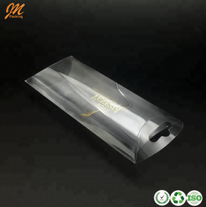 Hot sale clear plastic pillow shaped packaging tool box