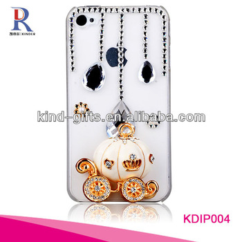 Factory OEM Luxury Bling Rhinestone Diamonds Hard Case Cover