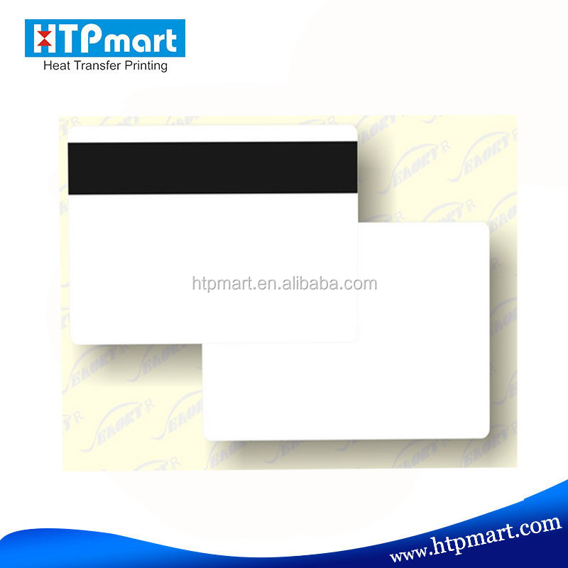 alibaba factory clear credit card size ID white blank plastic pvc cards