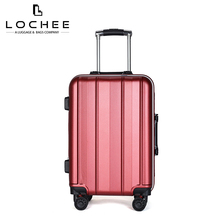 Plastic 24 Hard High End Travel Luggage Spinner Wheel With Tsa Lock