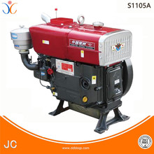 15HP 20HP 10HP Small single cylinder diesel engine water cooled